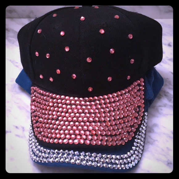 Accessories - Bling Caps (2)